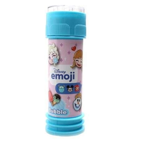 Мыльные пузыри 55мл ''Emoji Frozen