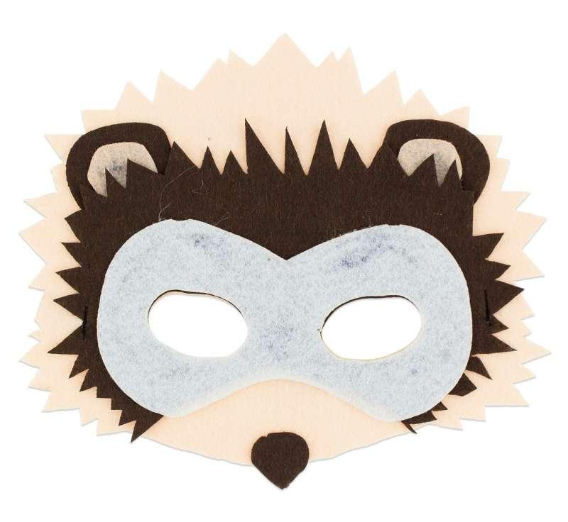 Filca maska Ezis 19x15,5cm