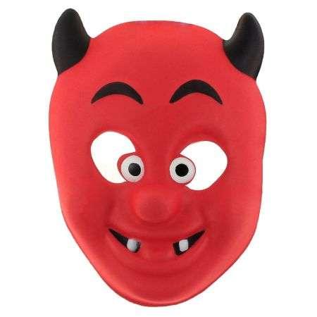 Hellovīna maska Velns