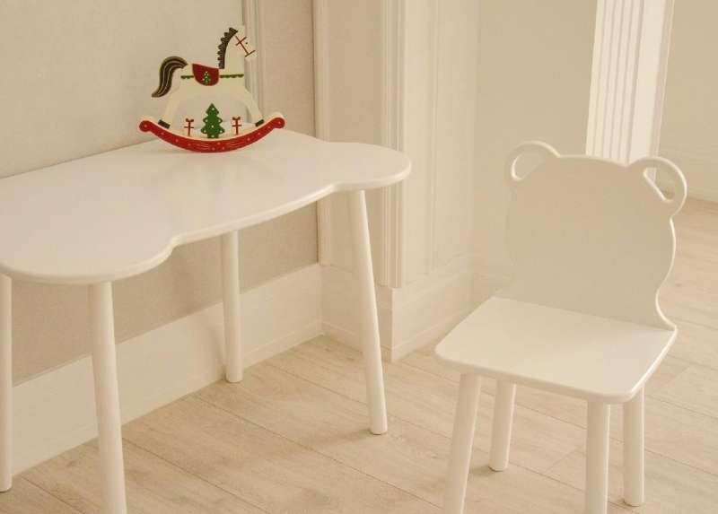 Стол и стул ''Мишка''