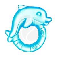 CANPOL BABIES Прорезыватель водный охлождающий, дельфин