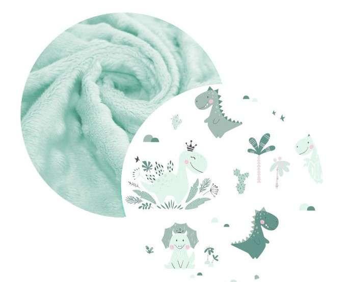 Комплект постельного белья из 5 частей 120×90см – 180см