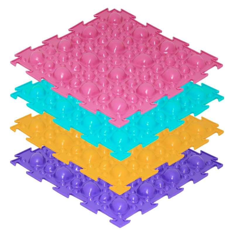 Модульный коврик - Камни (мягкий)