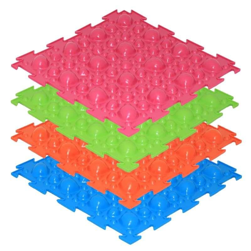 Модульный коврик - Камни (жесткий)