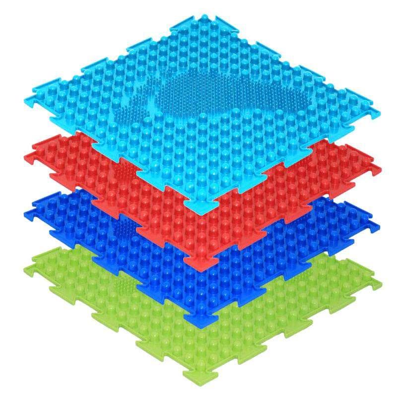 Модульный коврик - Елочка (мягкий)