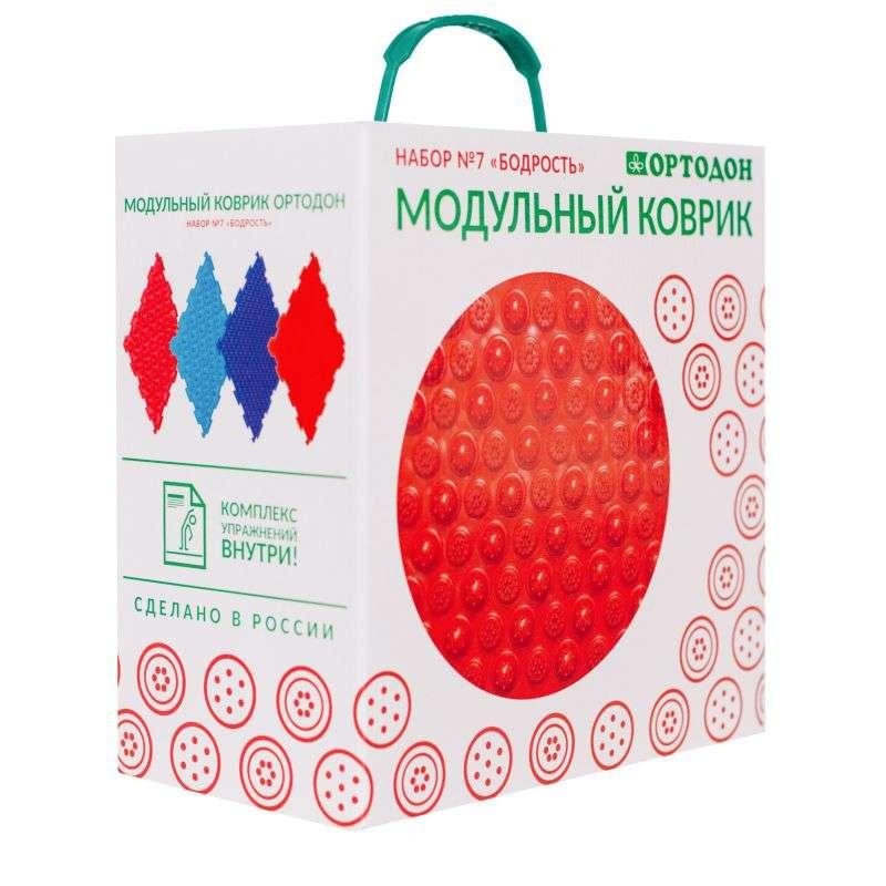 Модульный коврик  Набор № 7