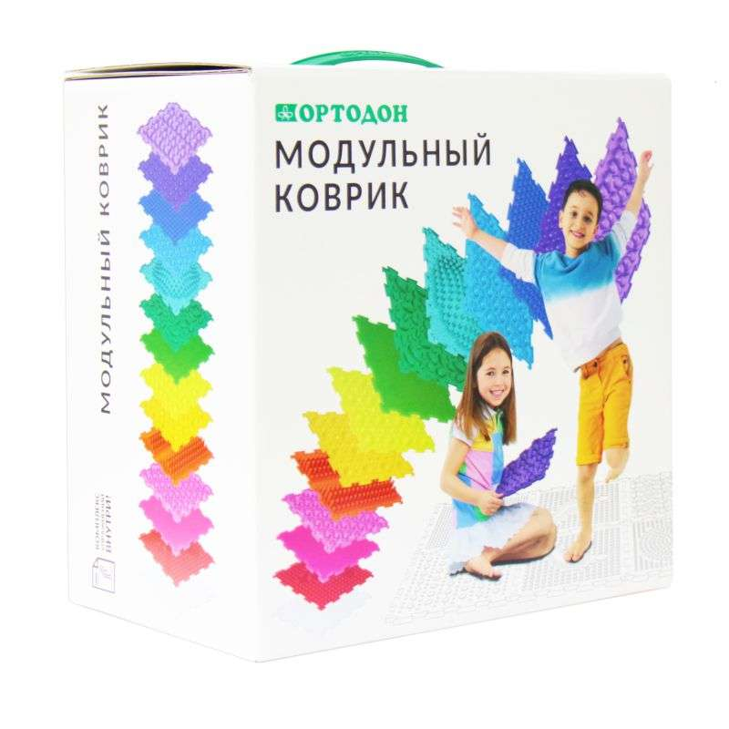 Модульный коврик - Набор Волна (5 пазлов)