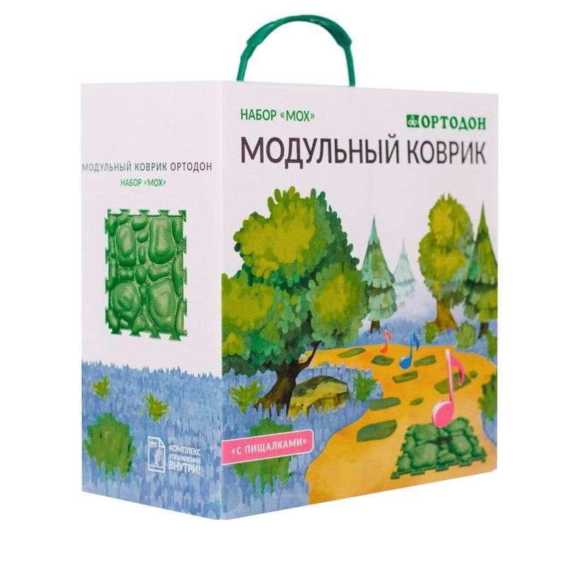 Модульный коврик - Набор Мох