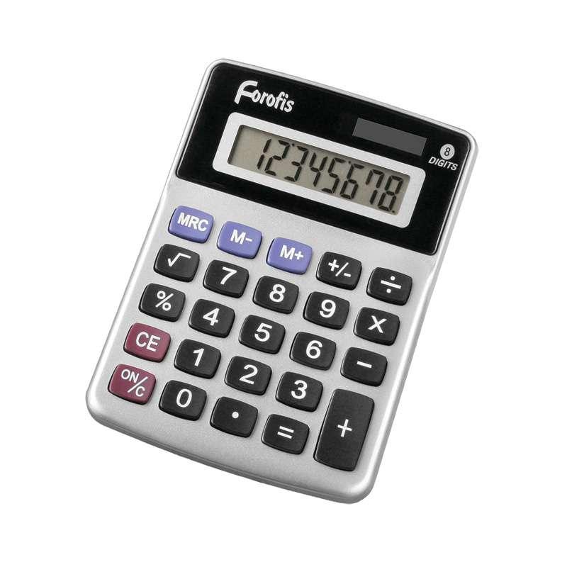 Калькулятор FOROFIS 116x85x25мм