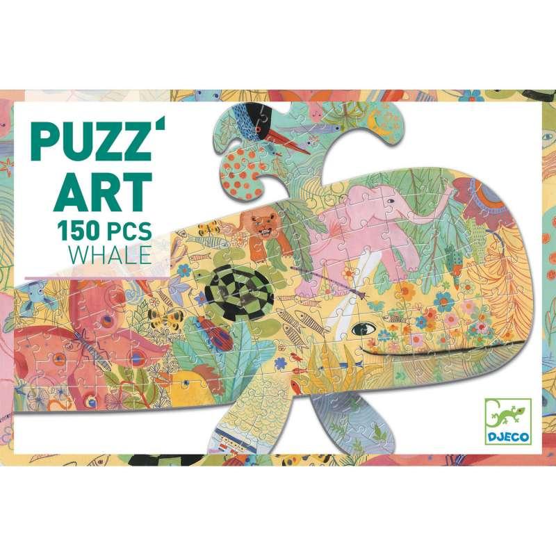 Puzzle Vālis 150 detaļas