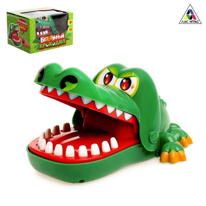 Galda spēle - Traks krokodils
