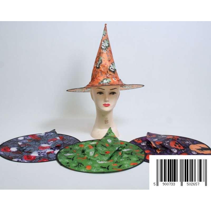 Шляпа ведьмы HALLOWEEN mix