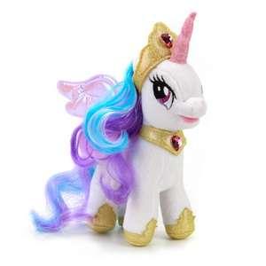 Мягкая музыкальная игрушка   My little pony