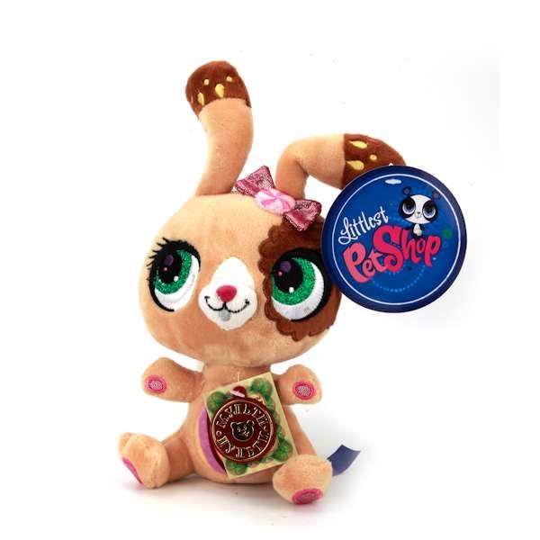 Мягкая музыкальная игрушка   Кролик. Pet Shop