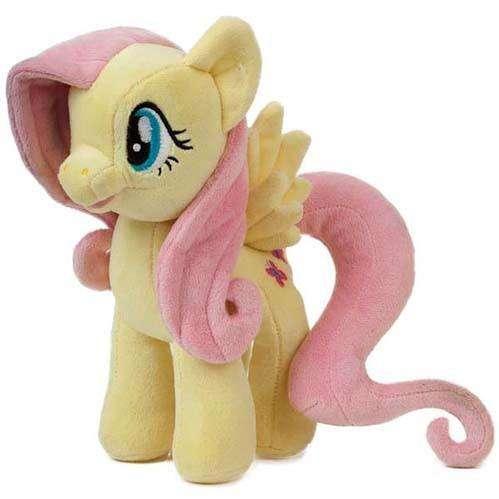 Мягкая музыкальная игрушка пони   My little pony